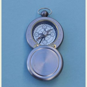 Engravable Brunton Gentleman's Pocket Compass