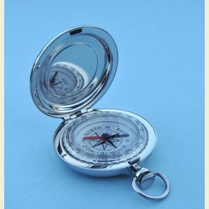 Engravable Dalvey Sport Pocket Compass Compact