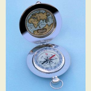 Engravable Dalvey Voyager Pocket Compass