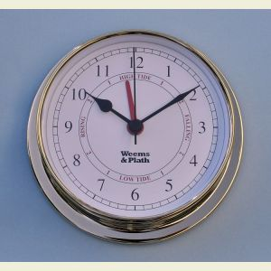 Weems and Plath Endurance 125 Time and Tide Wall Clock