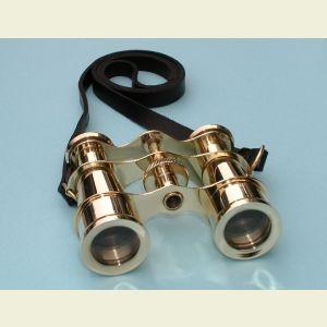Small Brass Binoculars