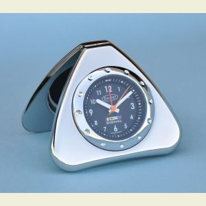 Engravable Dalvey Contemporary Cabin Travel Alarm Clock