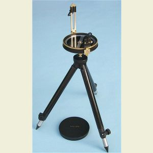 Prismatic Surveying Compass on Aluminum Tripod