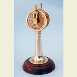 6-inch Brass Ship's Telegraph