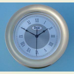 Weems and Plath Anniversary Quartz Ship's Bell Clock