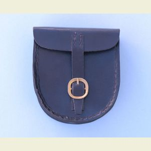 Leather Case for Large Pocket Compass