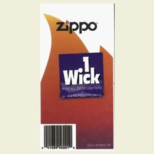 Zippo #2425 Replacement Wick