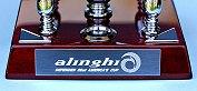 Aluminum Alinghi plaque