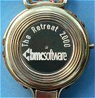 Custom Engraved Lensatic Compass