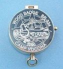 Wood Badge Artwork
